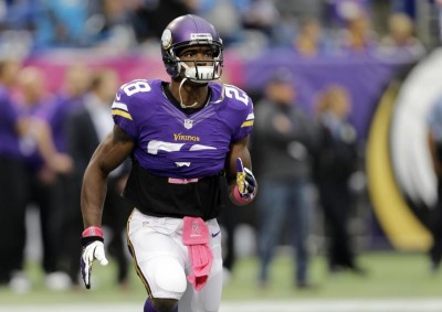 Respect Quote: Adrian Peterson