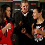 Epic UFC Battle: Rosi Sexton vs Jessica Andrade