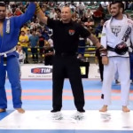 Two BJJ Champions Honor Two Life Champions
