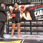 On Arsenio, Gina Carano Reveals Upcoming Meeting With Dana White to Discuss Her Return to the Octagon