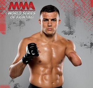 Respect! Nick Newell Victorious at WSOF 4