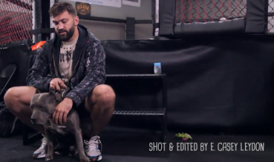 Fighters and Their Dogs: Andrei Arlovski and Maximus