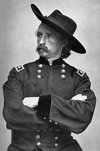 General Custer Last Stand