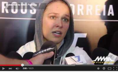 'Rowdy' Ronda Rousey Breaks Arms, Wins Hearts and Sparks Controversy