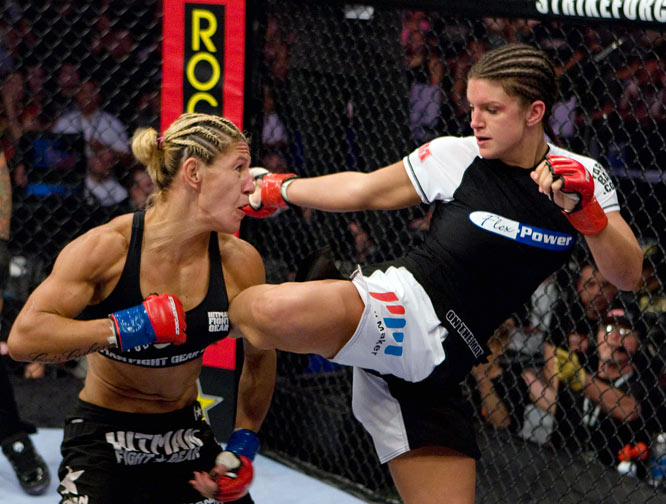 cristiane-cyborg-vs-gina-carano - Who Do You Respect?