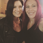 Gina Carano and Cris Cyborg Still Friendly 6 Years Later