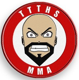the tommy toe hold show mma patch